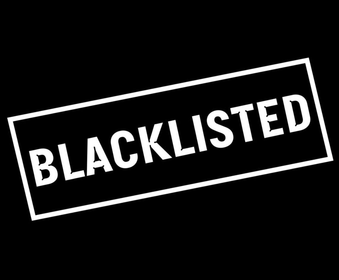 Afbeelding voor Belastingdienst kent nog meer zwarte lijsten en verstuurt brieven