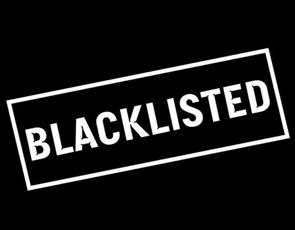 Zwarte lijsten Belastingdienst